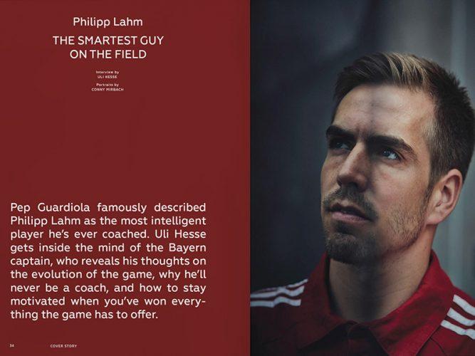 หนังสือแนะนำสโมสรระดับโลกอย่างทีมบาเยิร์น มิวนิค